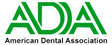 ADA American Dental Association Logo.